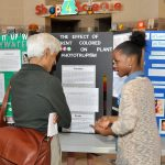 Student research projects will be on display at the STEAM Expo.