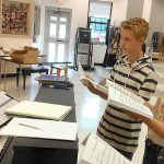 Arts — The Visual and Performing Arts Specialty Center offers instruction in visual arts, music, theater and dance.