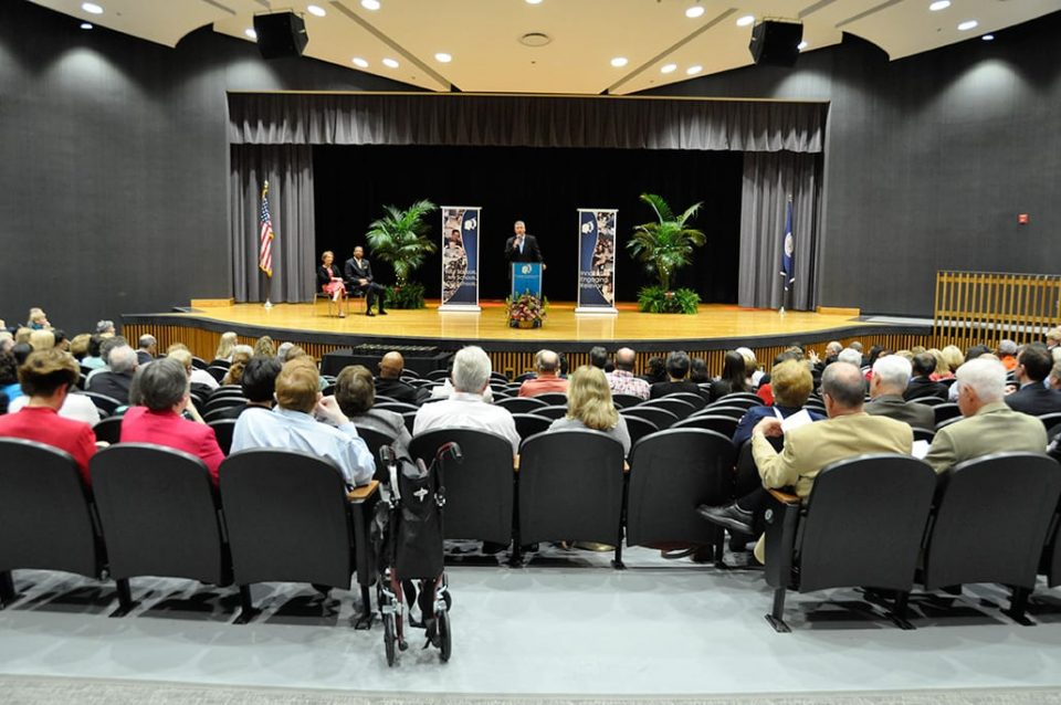 Chesterfield County Public Schools celebrated over 300 retiring teachers, administrators and staff.
