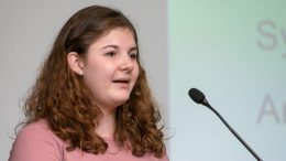 Sydney Dudley wins Library of Virginia's Virginia Women in History Student Writing Contest