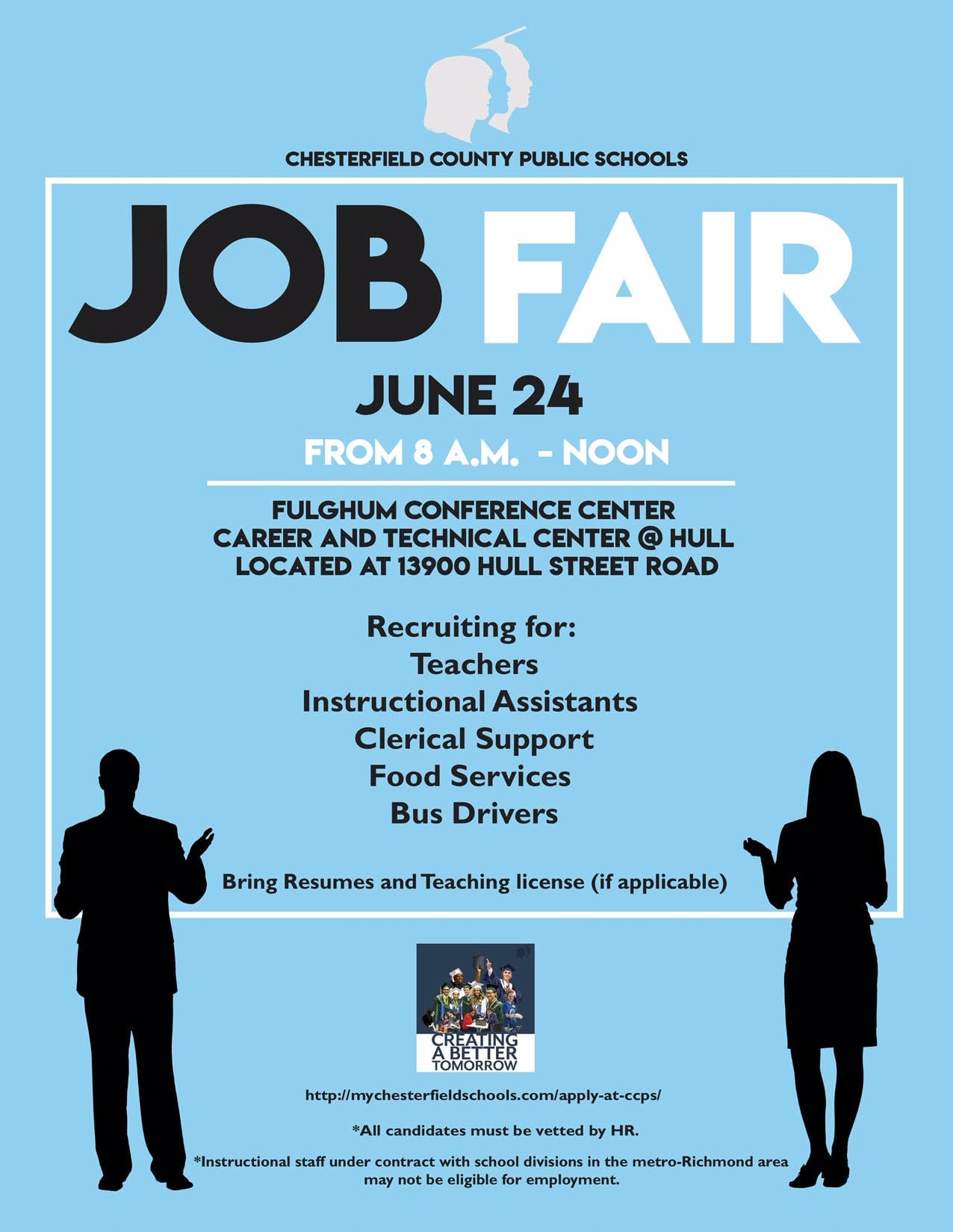 Job Fair June 24