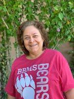 Portrait of Ms. Ruhlin