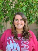Portrait of Ms. Bray