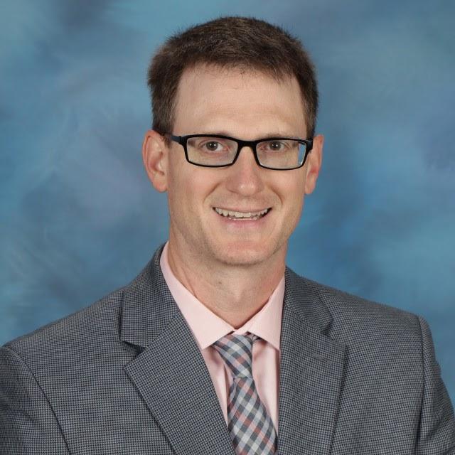 Portrait of Mr. Baker