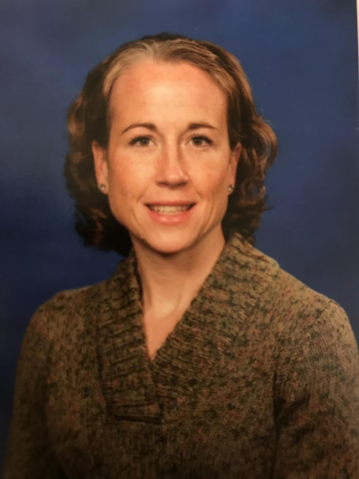 Portrait of Ms. Green