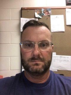 Selfie of Athletic Director