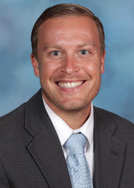 Portrait of principal