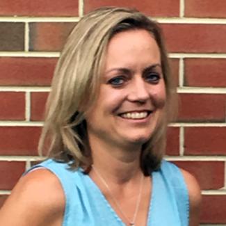 Portrait of Mrs. Heather Gentry, Principal