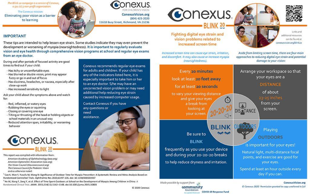 Link to Conexus 20 Flyer