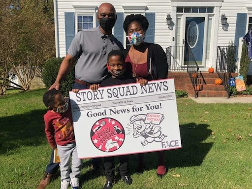 Story Squad Family