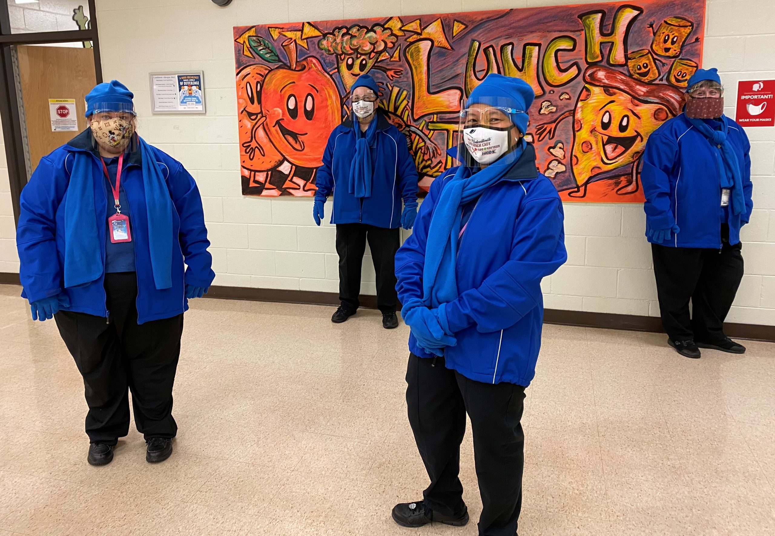 Swift Creek ES Staff