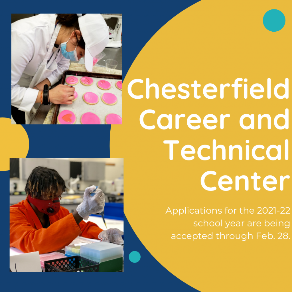 Chesterfield Tech Center Graphic