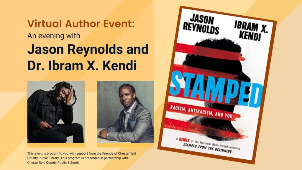 Black History Month Event: Stamped