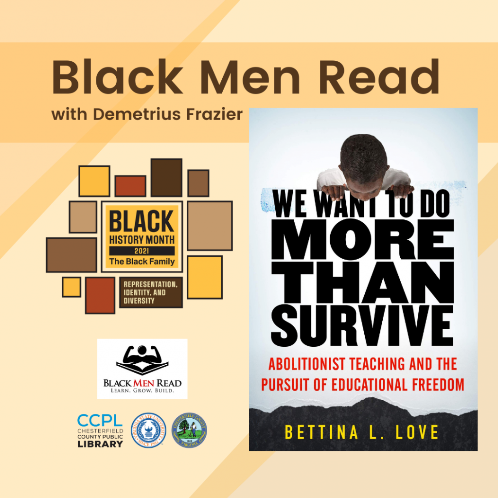 Black Men Read Event