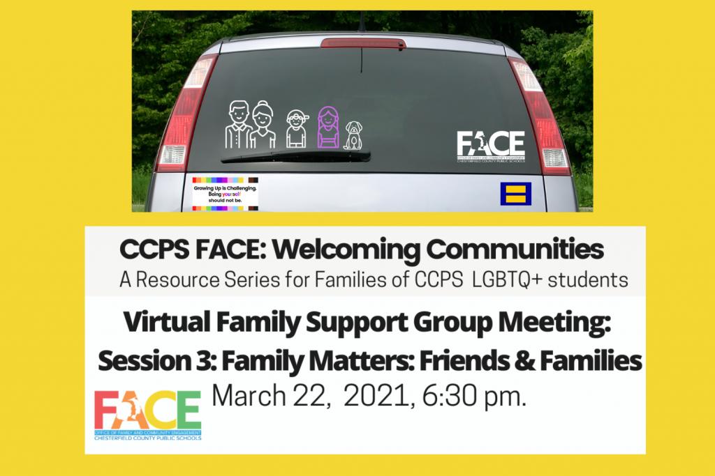 CCPS Welcoming Communities