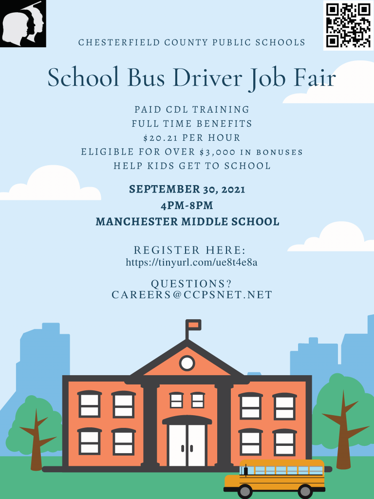 We're hiring bus drivers