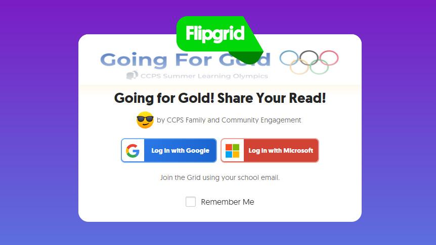 Flip Grid Activity
