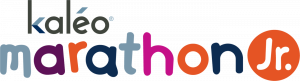 marathon's logo which is their name in colorful letters