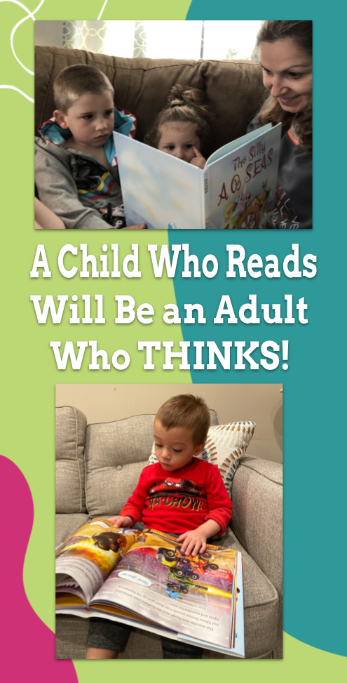 Parents and Children reading