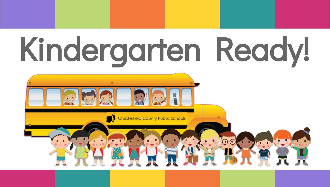 Kindergarten Ready!