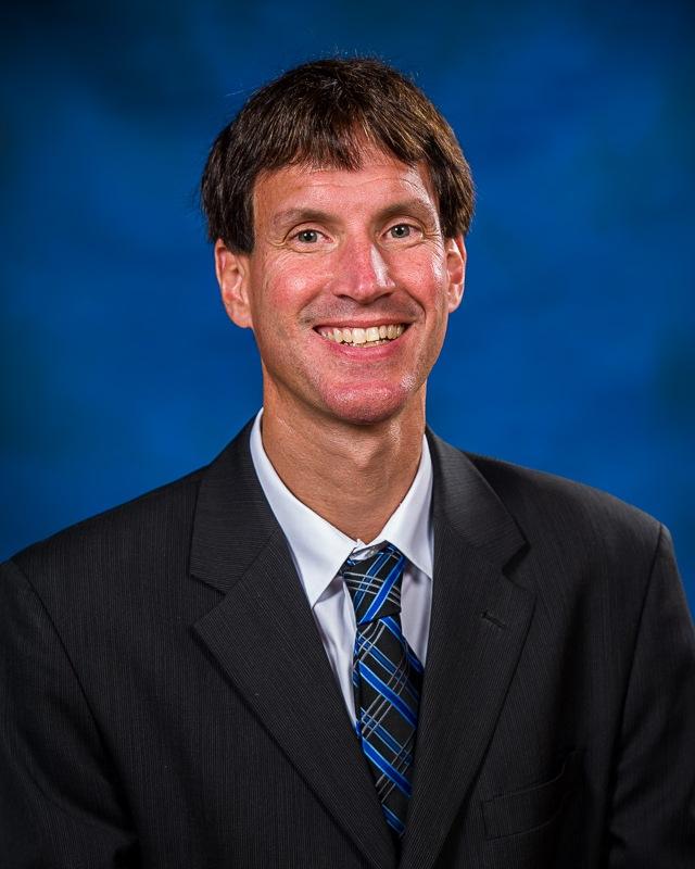 Portrait of Scott Birmingham