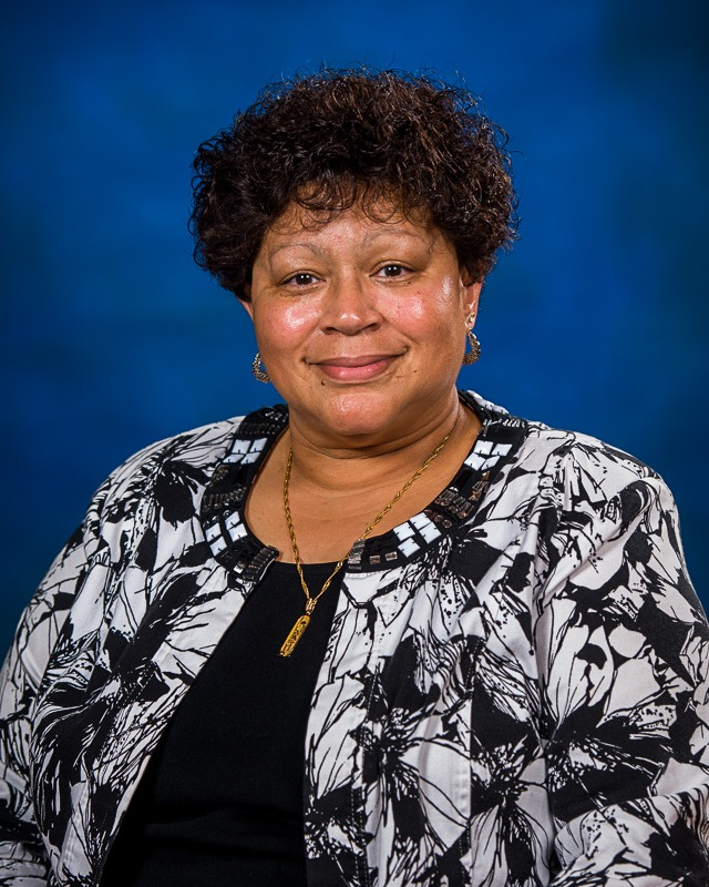 Portrait of Ms. La-Smith