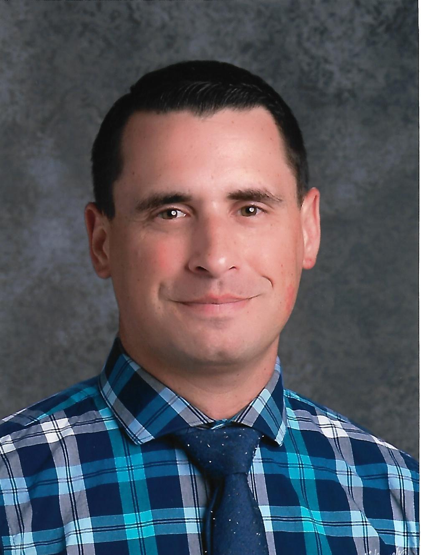 Portrait of Mr. Vannoy