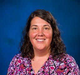 Portrait of Ms. Gray