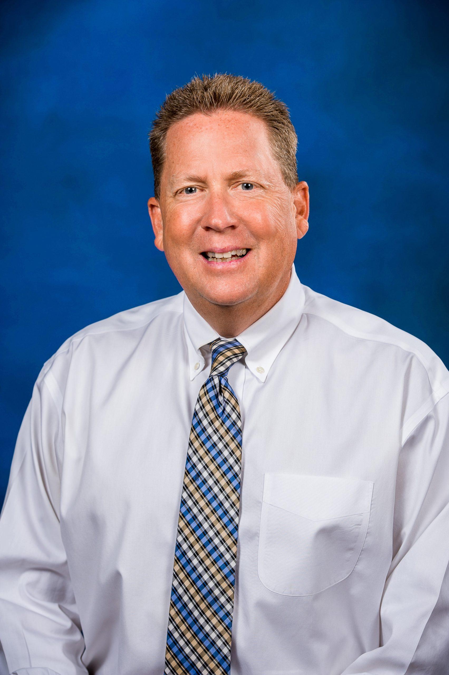 Portrait of Dr. Stanfield