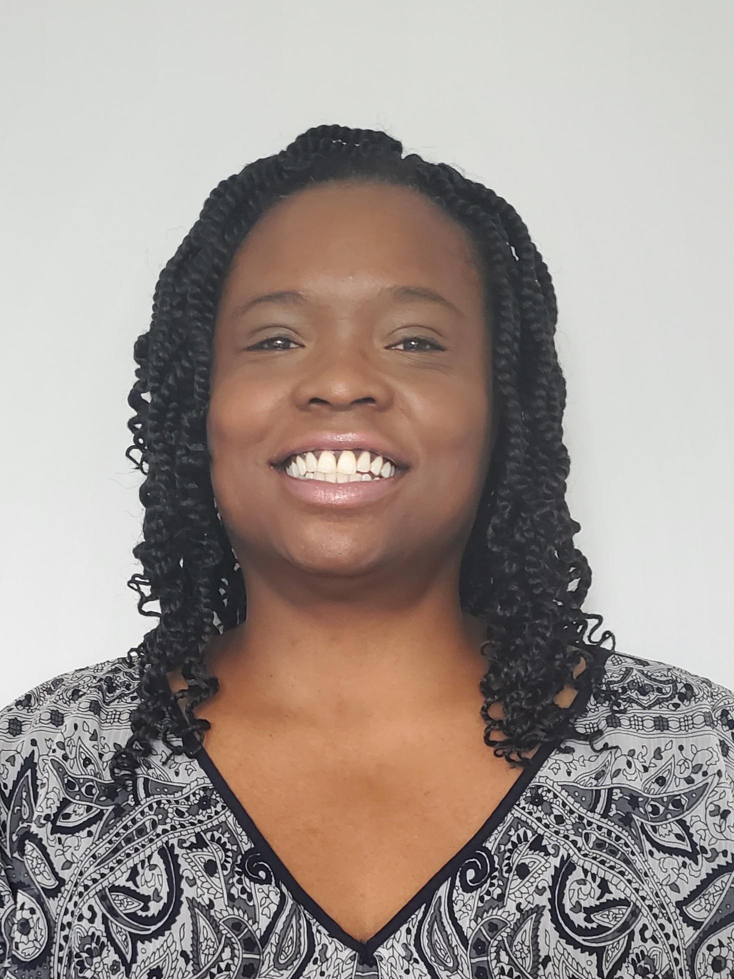 Portrait of Ms. Tyson