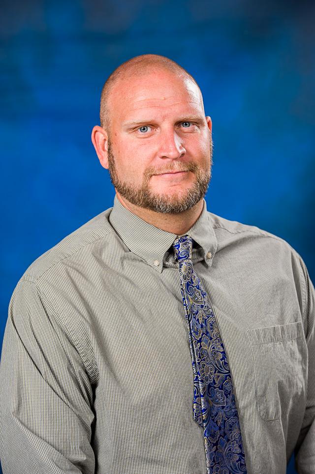 Mr. Wyatt Hicks Dean of Students