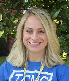 Portrait of Ms. Bowden.