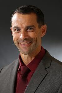 Portrait of Principal Jones