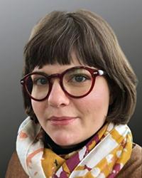 Portrait of Ms. Mazzola