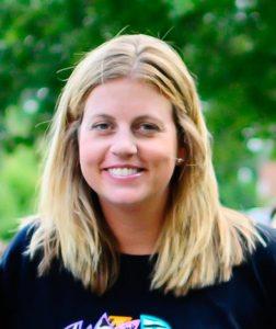 Courtney Carpenter a fifth-grade math teacher