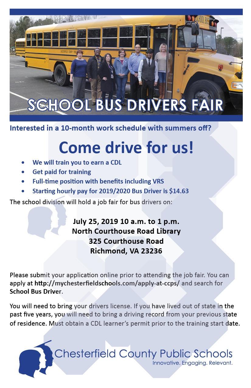 Bus Driver Fair