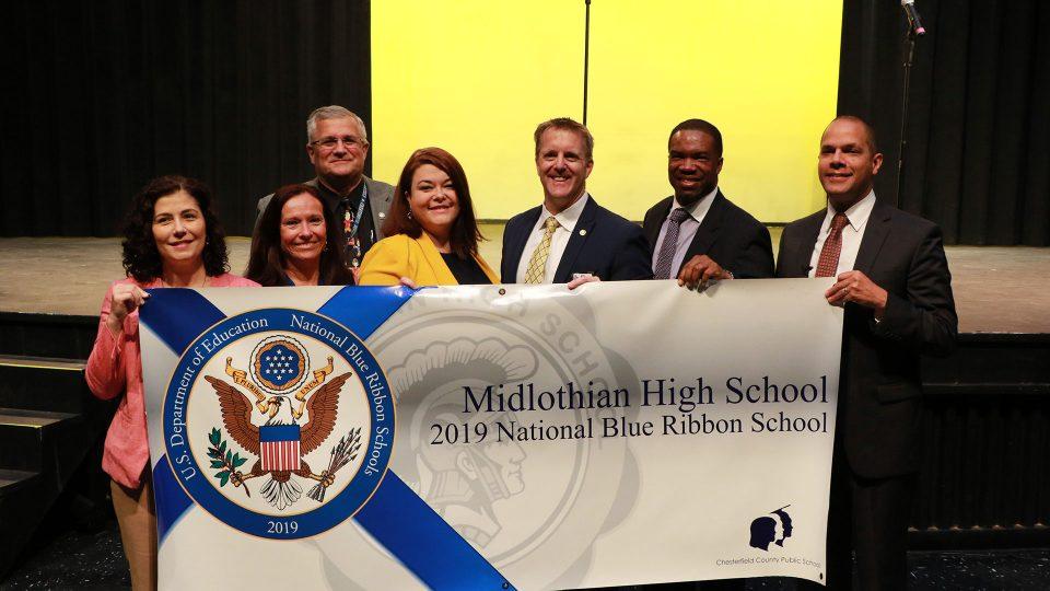 MIdlothian High School Administration