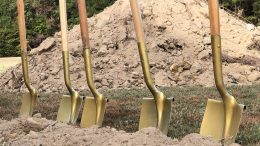Gold Shovels