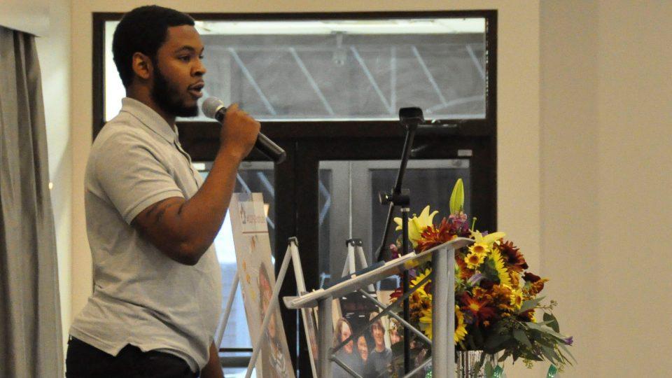 Keynote speaker, CorRales Dupree