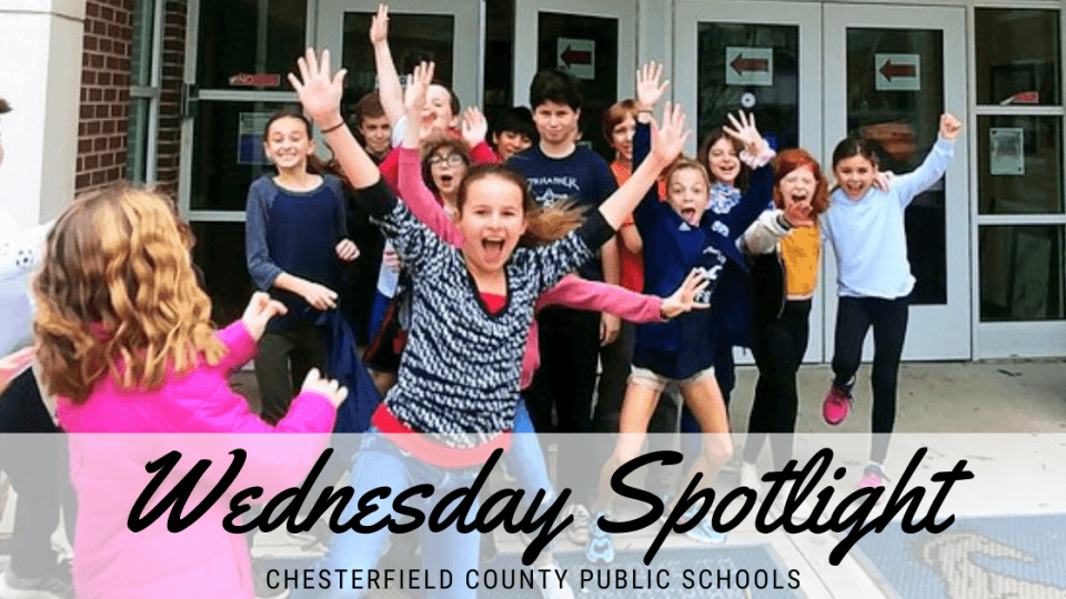 Wednesday Spotlight - CCPS students