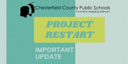 Project Restart Important Update