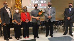 Regional Teacher of the Year