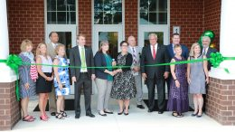 Reams Road Elementary Ribbon Cutting Ceremony