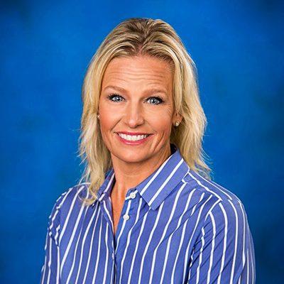 Portrait of Ms. Schunder